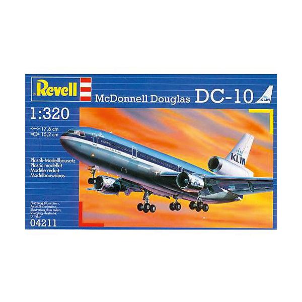 Самолет McDonnell Douglas DC-10