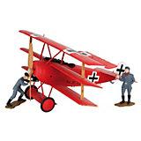 Маневренный военный самолет Fokker Dr.I 'Richthofen'