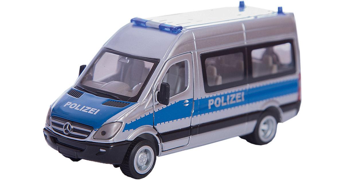 Siku polizei mannschaftswagen bestellen