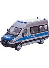 SIKU 2313 Polizei Mannschaftswagen  1:50