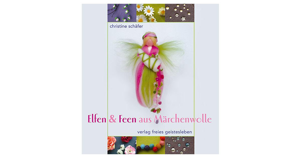 Buch - Elfen & Feen aus Märchenwolle