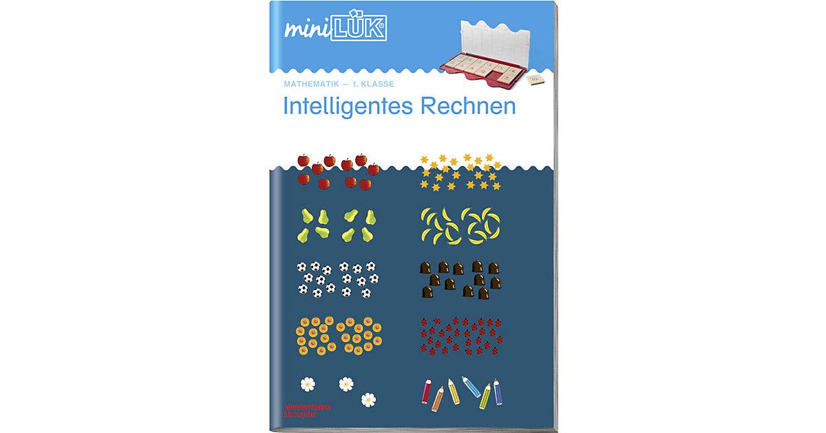 Buch - mini LÜK: Intelligentes Rechnen ab Klasse 1, Übungsheft