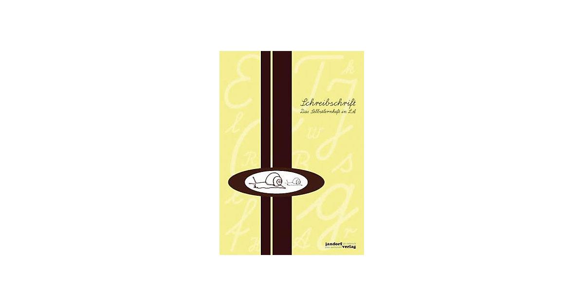 Buch - Schreibschrift (LA) - Das Selbstlernheft