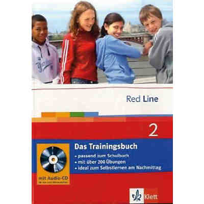 Red Line: Das Trainingsbuch m. Audio-CD