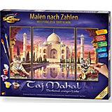 Malen nach Zahlen Taj Mahal - Denkmal der Liebe