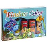 Window Color Set Regenbogenfisch, 7-tlg.