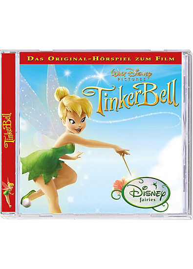 CD Tinkerbell