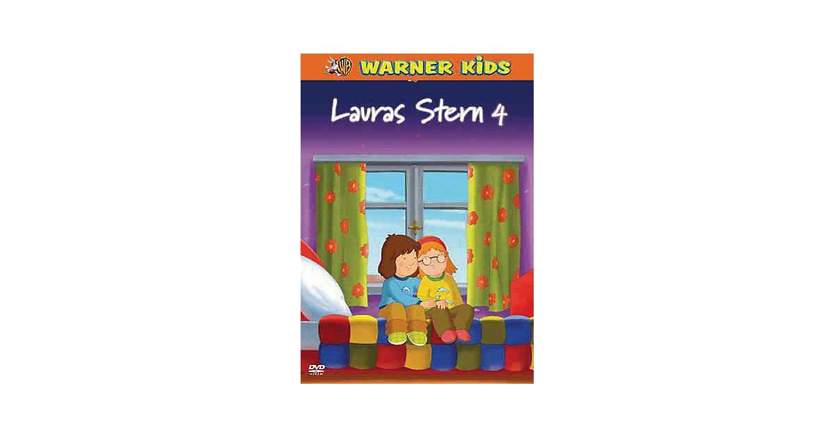 DVD Lauras Stern 4