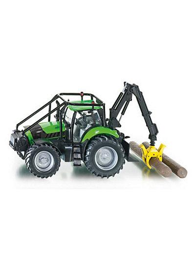 SIKU 3657 DEUTZ Agrotron X720 Forsttraktor  1:32