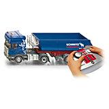 SIKU 6725 Control 32 RC - Truck Scania LKW Kippsattelzug 1:32