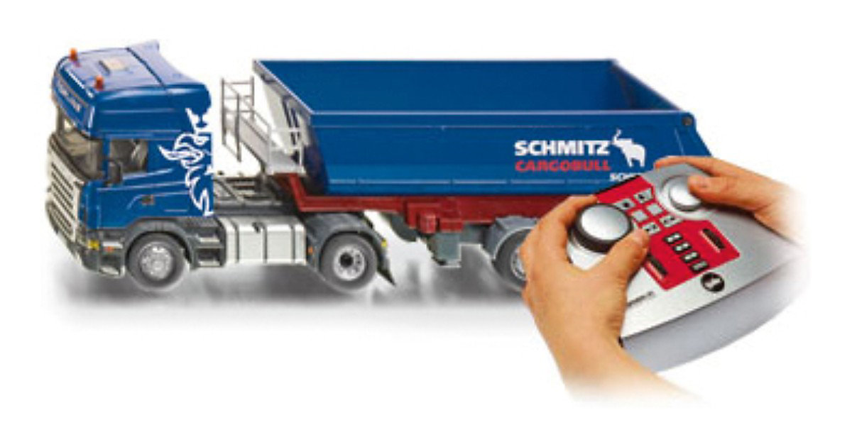 6725 Control 32 RC - Truck Scania LKW Kippsattelzug 1:32