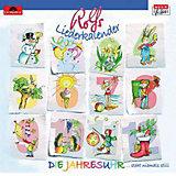 CD Rolf Zuckowski: Rolfs Jahresuhr - ein klingender Liederkalender