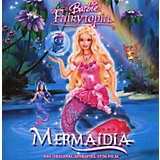 CD Barbie: Mermaidia