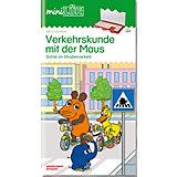 miniLÜK: Verkehrskunde mit der Maus Tl.1, Übungsheft
