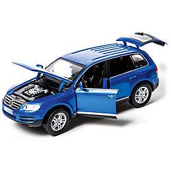 Машина Volkswagen Touareg металл., 1:18, Bburago
