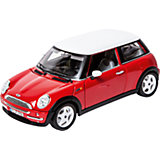 Машина Bburago Mini Cooper, 1:18