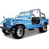 Машина Jeep Wrangler металл., 1:24, Bburago
