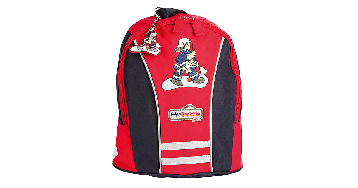 Kindergartenrucksack Frido Firefighter