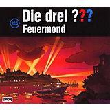CD Die Drei ??? 125 Feuermond