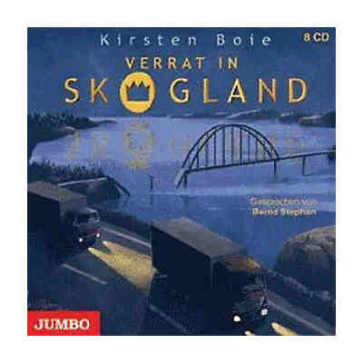 Verrat in Skogland, 8 Audio-CDs