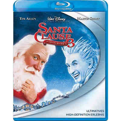BLU-RAY Santa Clause 3