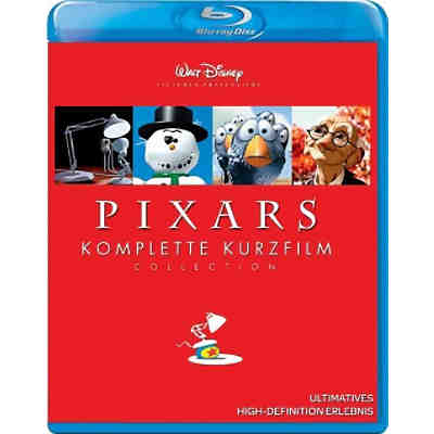 BLU-RAY Pixar Kurzfilm Collection