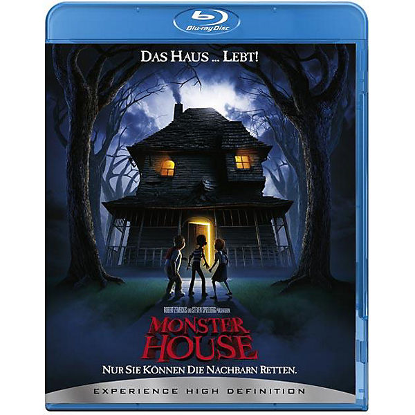 BLU-RAY Monster House