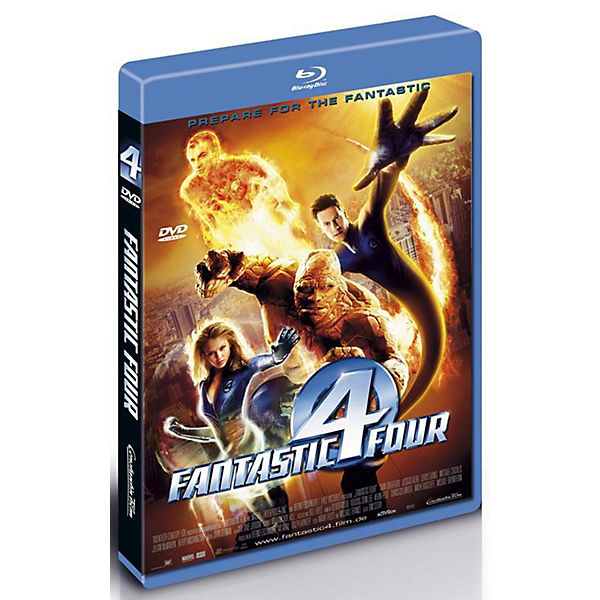 BLU-RAY Fantastic Four