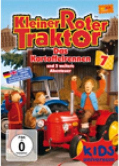 DVD Kleiner Roter Traktor 07 Das Kartoffelrennen