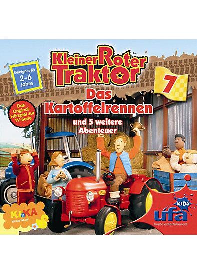 CD Kleiner Roter Traktor 07 Das Kartoffelrennen