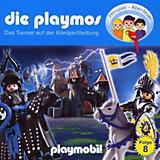 CD Die Playmos 08 Das Turnier auf der Königsritterburg