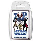 Top Trumps - Star Wars The Clone Wars