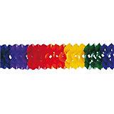 Jumbo Garland, Rainbow, 10 m