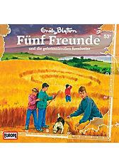 CD Fünf Freunde 53/ und die geheimnisvollen Kornkreise