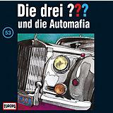 CD Drei ??? 53 - und die Automafia