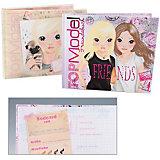 TOP Model Freundebuch