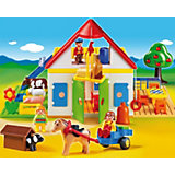 PLAYMOBIL® 6750 1-2-3: Mein großer Bauernhof
