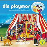 CD Die Playmos 09 - Manege frei für die  Playmos