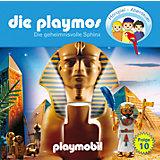CD Die Playmos 10 - Das Geheimnis der Sphinx
