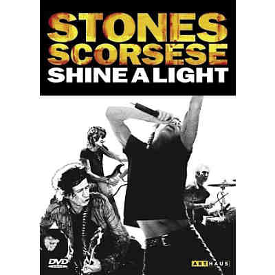 DVD Stones Scorsese - Shine a Light - Arthaus