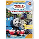 DVD Thomas und seine Freunde - Die Abenteuer der Loks