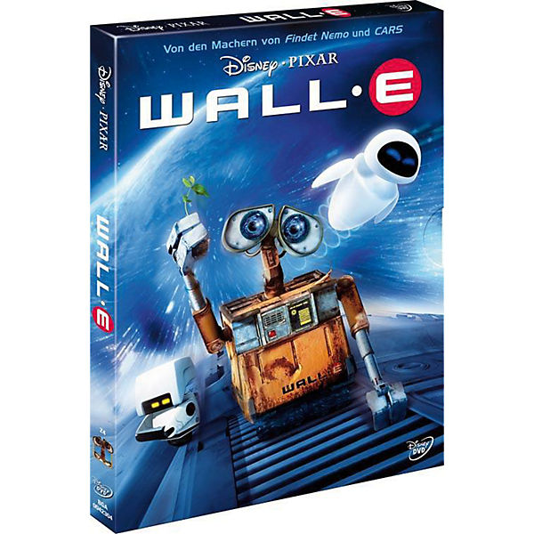 DVD WALL-E - Kino