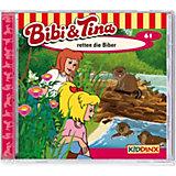 CD Bibi und Tina 61 - retten die Biber
