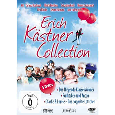 DVD Erich Kästner Collection