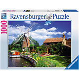 Jigsaw - 1,000 Pieces - Picturesque Windmill