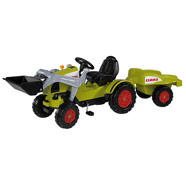 big traktor claas celtis loader mit anh nger big mytoys. Black Bedroom Furniture Sets. Home Design Ideas