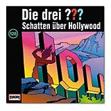 CD Die Drei ??? 128 - Schatten über Hollywood