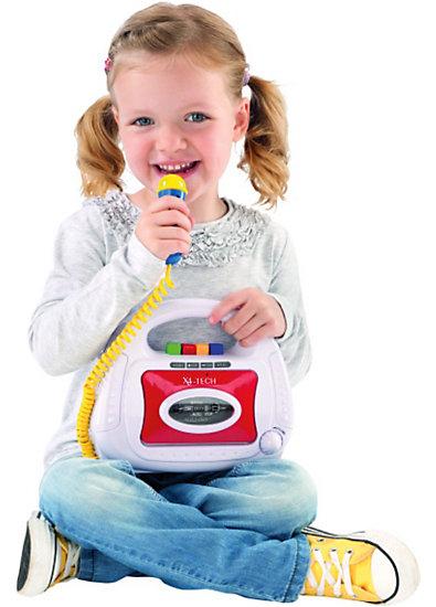 Kassetten-Spieler Bobby Joey 2 für Kinder