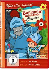 DVD Benjamin Blümchen Classics 4 - Ritter/Wo ist Otto?