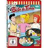 DVD Bibi und Tina 09 - Burgruine/Sabrine wird entführt